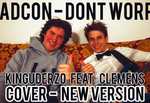 MADCON – DON'T WORRY (feat. Ray Dalton) COVER