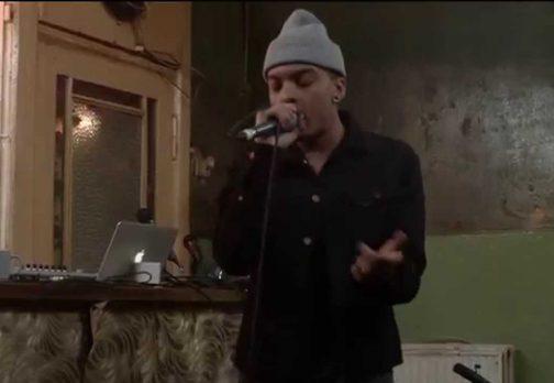 Noah Kin – Live at the Nordic Playlist Radio Bar